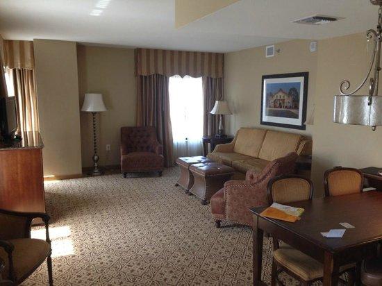 Embassy Suites by Hilton San Antonio Riverwalk-Downtown : room