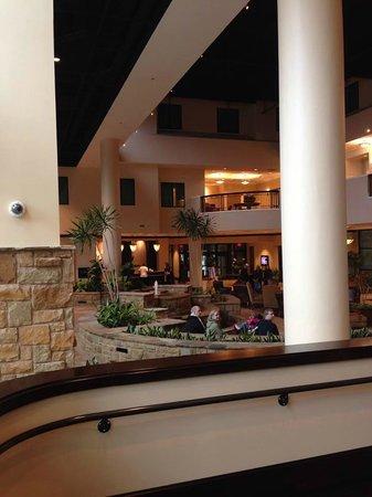 Embassy Suites by Hilton San Antonio Riverwalk-Downtown: lobby