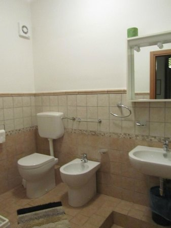 B&B Villa Adriana: il bagno 2