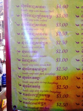 Chilly Noodle House : Menu 2