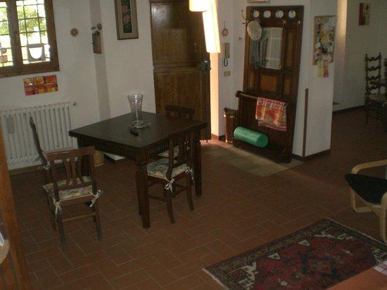 Il Burattino Country House: soggiorno