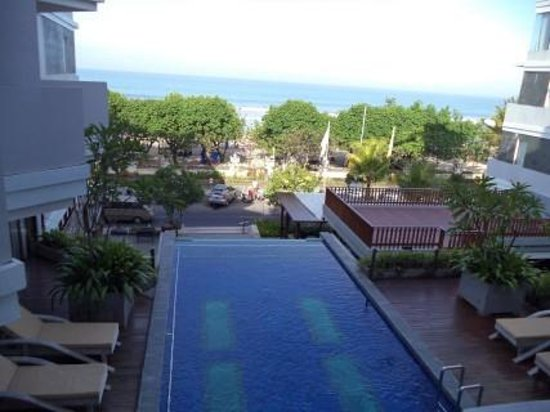 Wyndham Garden Kuta: View from my room