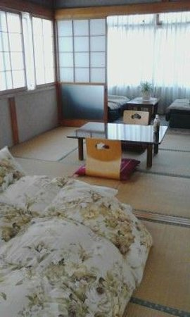 Tourokuya : 部屋はこんな感じです。