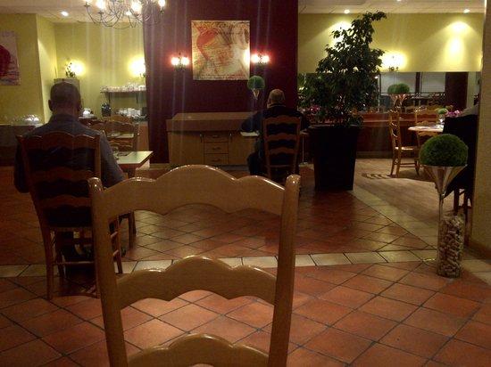 Ibis Cavaillon Luberon : Restaurant du Mercure