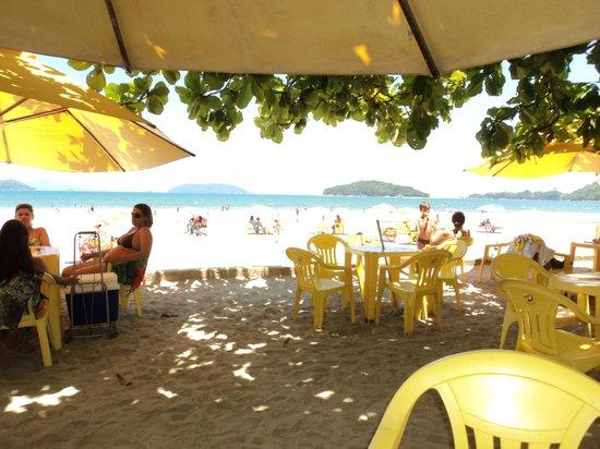 Maranduba Beach: Quiosque
