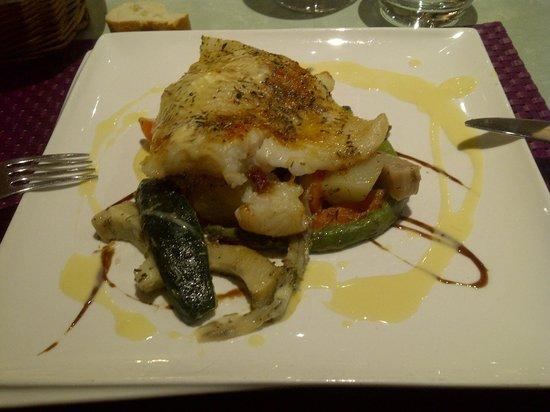 Ibis Cavaillon Luberon : Délicieux poisson du jour au Mercure