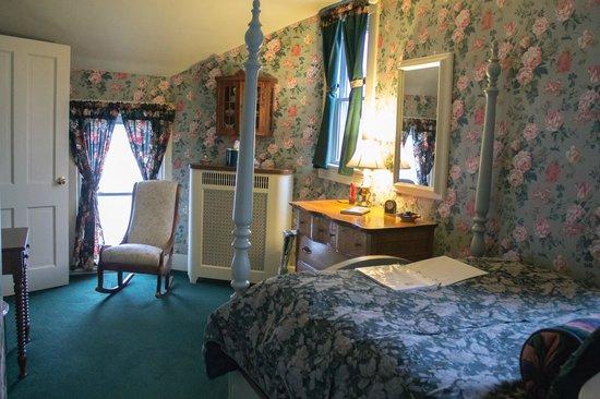 Chestnut Street Inn : Green Room