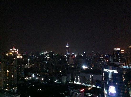Amari Watergate Bangkok: View fron 33 Floor