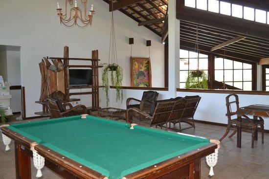 Poty Praia Hotel : area recreativa