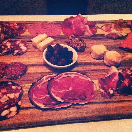 Cypress - A Lowcountry Grille : Charcuterie at Cypress