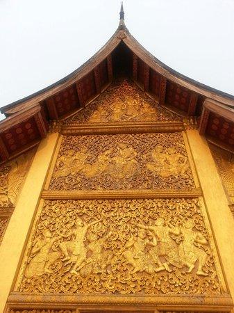 Vat Xienthong (Wat Xieng Thong): Temple building