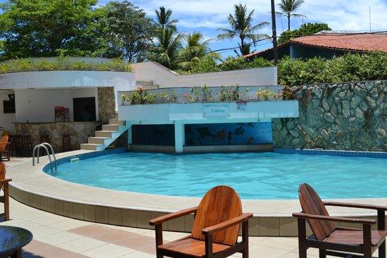 Poty Praia Hotel : piscina