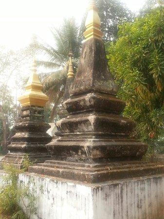 Vat Xienthong (Wat Xieng Thong): Monuments