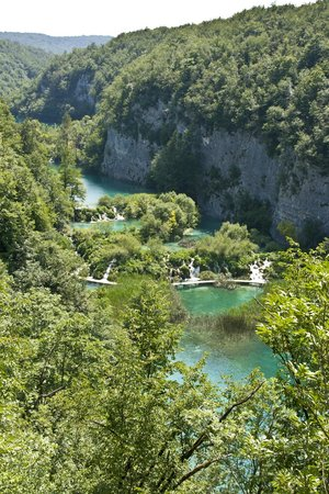 Plitvice Lakes National Park : Плитвицкие озера