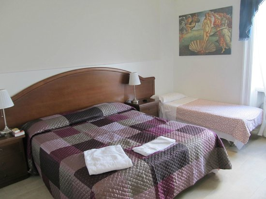 "Bed & Breakfast Maggiore : Chambre ""S"" (5ème étage)"