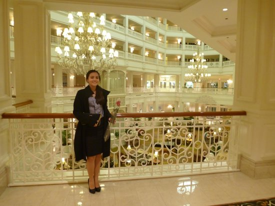 Victoria & Albert's: Grand Floridian Resort, Disney World