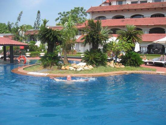 The Gateway Hotel Janardhanapuram Varkala: hotel