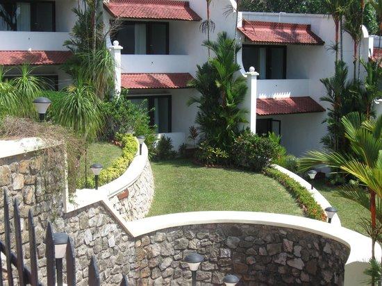 The Gateway Hotel Janardhanapuram Varkala: our room
