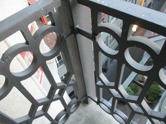 BEST WESTERN Hotelbern: feronnerie du balcon