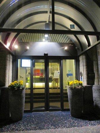 BEST WESTERN Hotelbern : entrée de l'hôtel