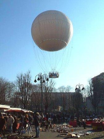 Gran Balon: Torino: Italia: mongolfiera