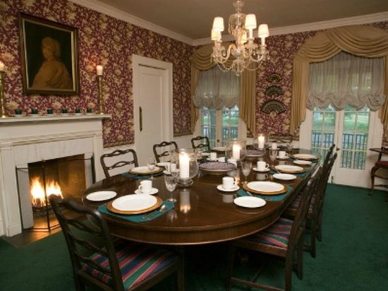 Chestnut Street Inn : Formal Dining Room