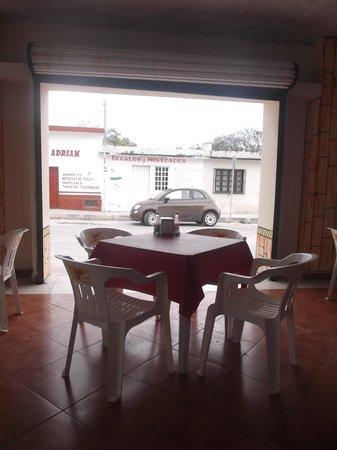 Restaurant Capitan Flores: Photo du 12/02/2014.