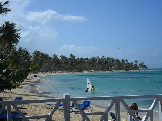 Grand Bahia Principe El Portillo: walk on the endless beach