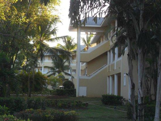 Grand Bahia Principe El Portillo: really well kepted place