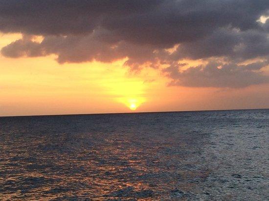 Blue Bay Curacao: Curacao sunset