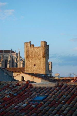 Demeure de Roquelongue : Cathédrale de Narbonne