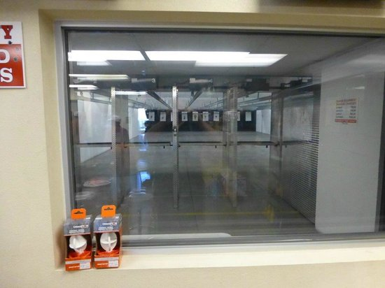 Sprague's Sports Indoor Range