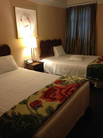 Hotel Carter : Bedroom