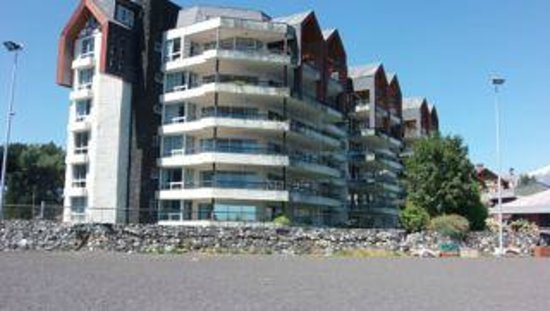 Gran Hotel Pucon: Gran Hotel, Building 2, Pucon Chile