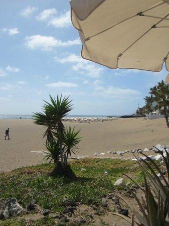 Apartamentos Aloe: Puerto del Carmen beach