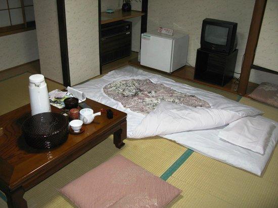 Oyado Matsubaya: Room