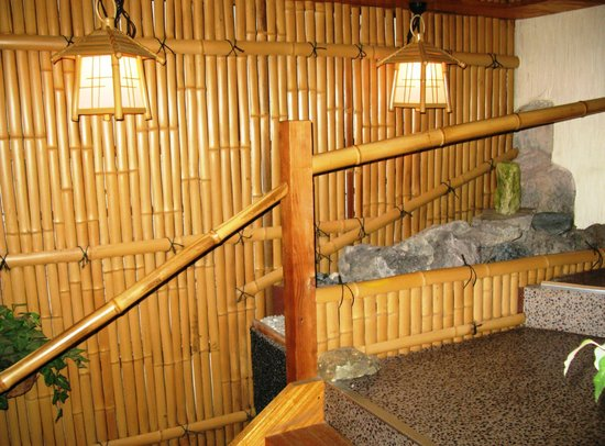 Oyado Matsubaya: Interior