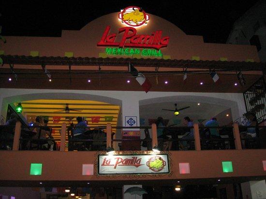 La Parrilla Mexican Grill : La Parilla