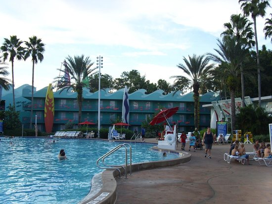 Disney's All-Star Sports Resort: Piscina