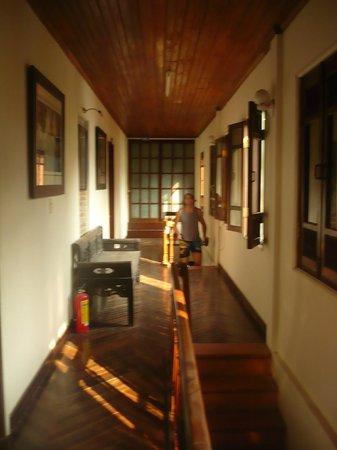 B'Lan Homestay : corridor