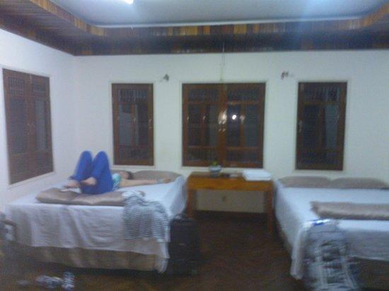 B'Lan Homestay : delux room