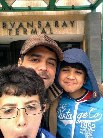 Kervansaray Termal Hotel: famille allani bursa 2014