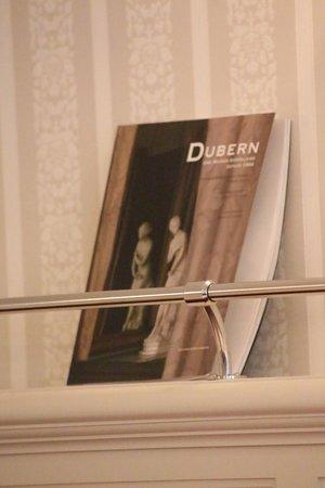 Dubern : Décoration de la salle