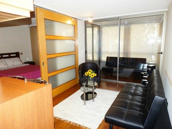 Apart Santiago : Vista Apartamento