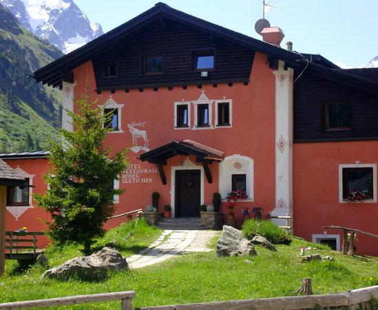 Hotel Roseg Gletscher: Sommer im Rosegtal
