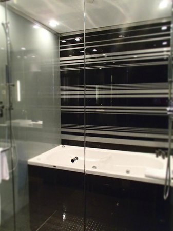 Eurostars Palace: bathroom equipped for 2 person