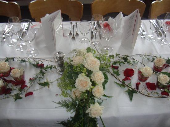 Hotel Restaurant Roseg Gletscher: Romantische Hochzeiten