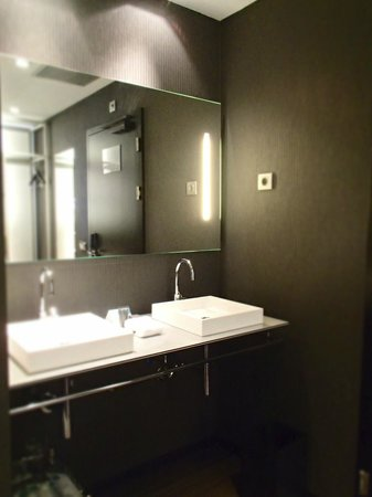 Eurostars Palace: couple bathroom