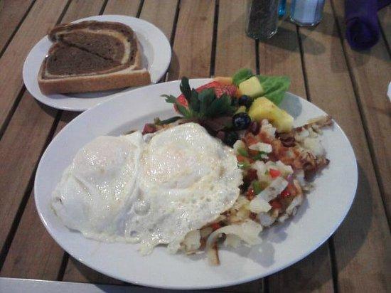 Flip Flops: My Breakfast (South Beach)