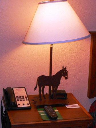 Maswik Lodge : Light